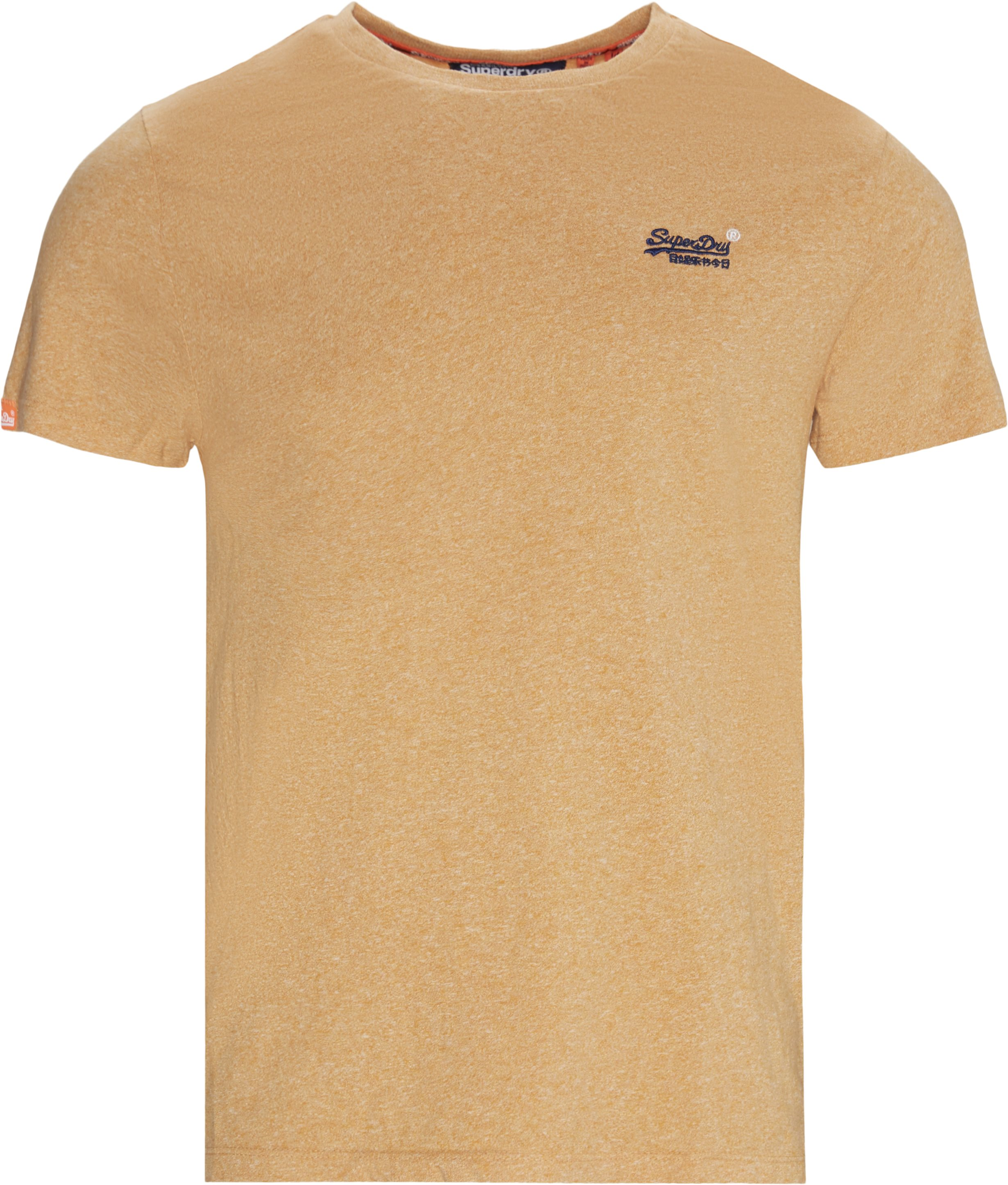 M101002 Tee - T-shirts - Regular - Orange